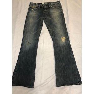 Joe's Jeans ENO Distressed Boot 5722E17 Size 29